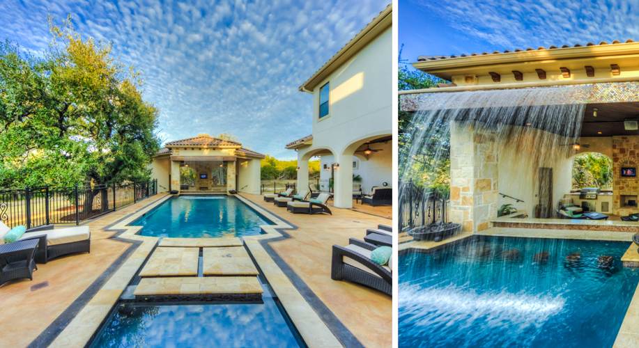 Luxury Pools - Diving into the Perfect Summer Oasis