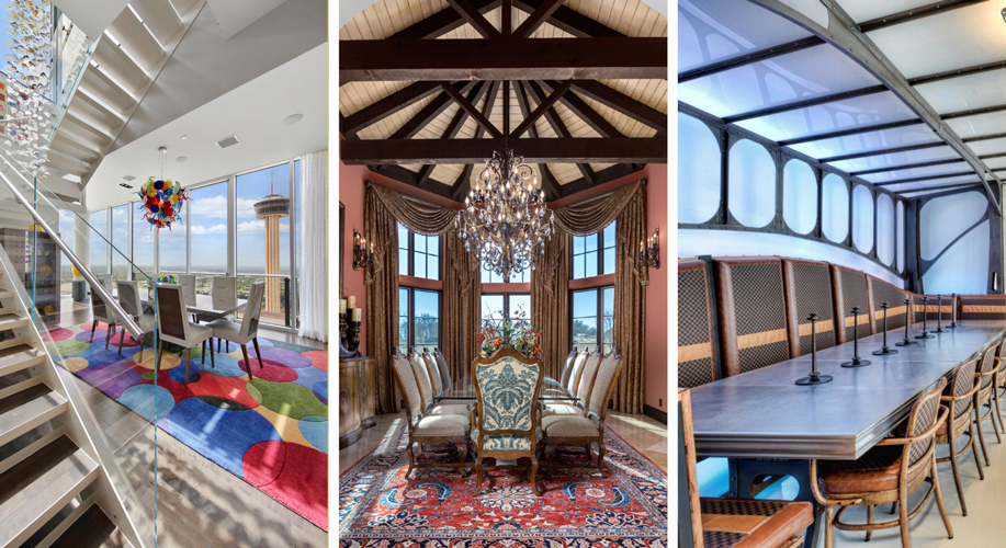 Giving Thanks in Style: 10 Luxurious Dining Rooms