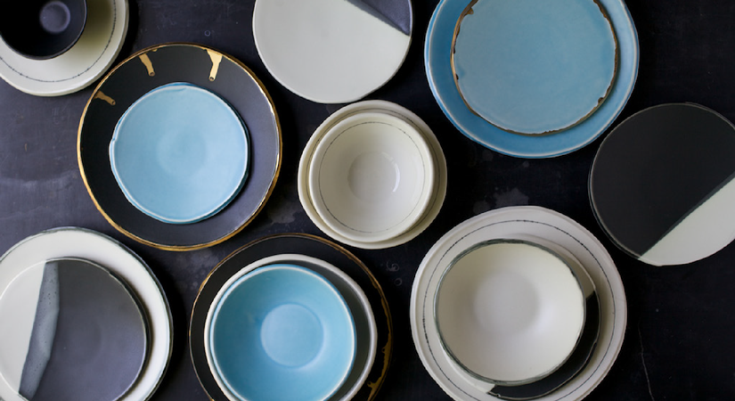 They even garnered the studio recognition as a Martha Stewart American Made Crafts Finalist ... & Custom Dinnerware u2013 A Uniquely Yours Trend | SA Portfolio