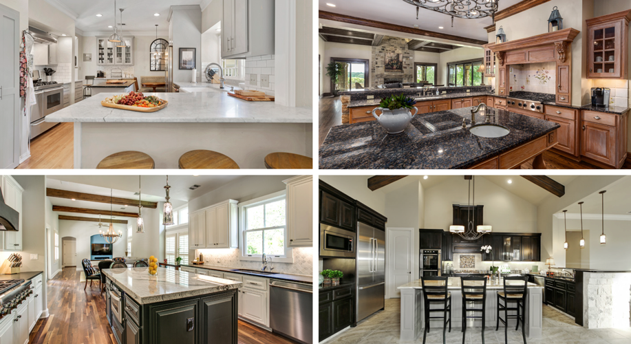 At Home in the Luxury Kitchen – 12 Of The Best In San Antonio