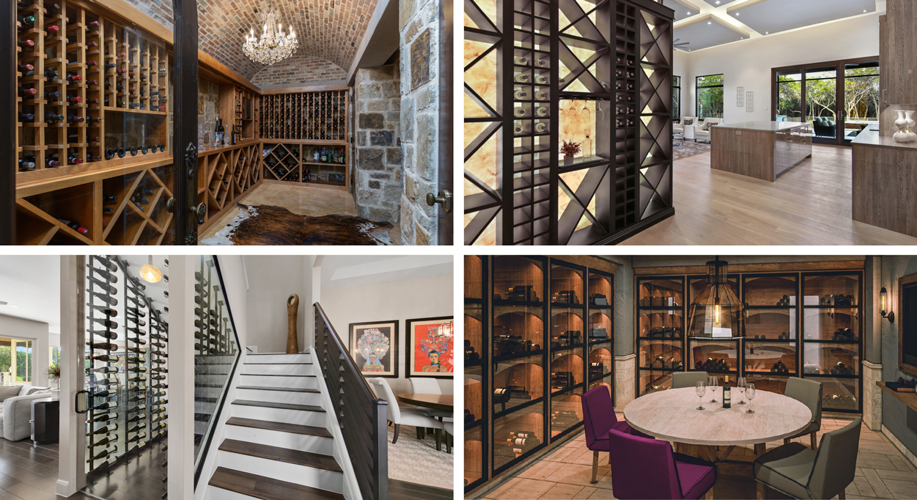 Vintage Views - A Collection of Luxury Wine Grottos